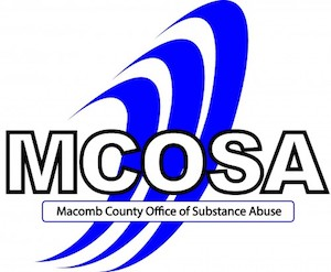 Macomb County Office of Substance Abuse logo